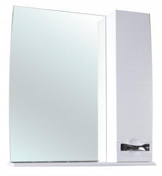 Зеркало-шкаф Bellezza Абрис 80 R белый