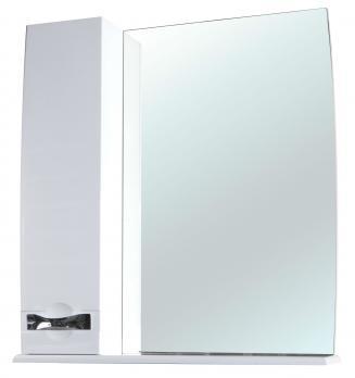 Зеркало-шкаф Bellezza Абрис 65 L белый