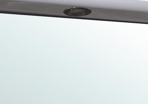Зеркало-шкаф Анкона 50 универсальная  белый