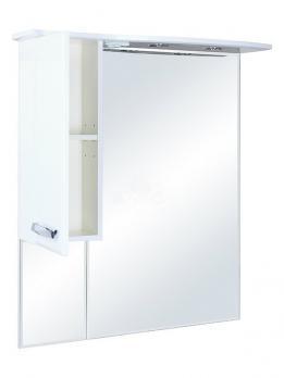 Зеркало-шкаф Балтика 90 L белый