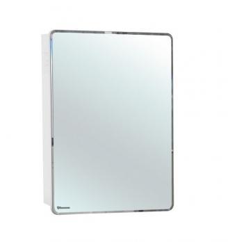 Зеркальный шкаф Джела 60 L белый