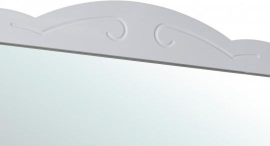 Зеркало Bellezza Кантри 85 белое