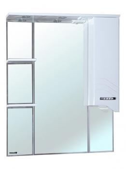 Зеркало-шкаф Дрея 75 R белый