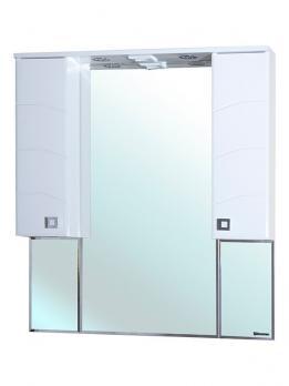 Зеркало-шкаф Джулия 105 белый