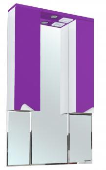 Зеркало-шкаф Эйфория 100 фиолетовый