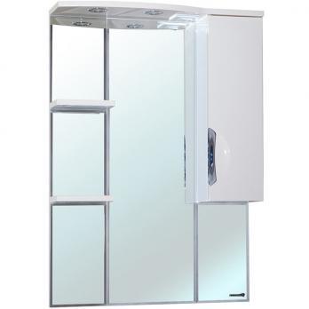 Зеркало-шкаф Bellezza Лагуна 75 R белое