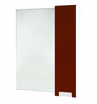 Зеркало-шкаф Bellezza Пегас 60 R красный
