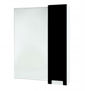 Зеркало-шкаф Bellezza Пегас 70 R черный