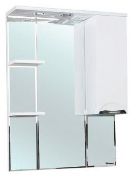 Зеркало-шкаф Bellezza Альфа 75 R белый