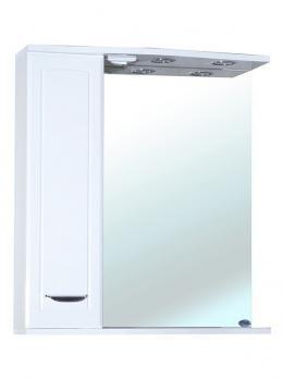 Зеркало-шкаф Классик 65 L белый