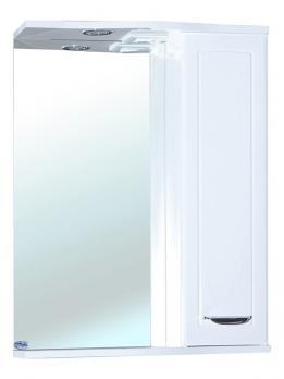 Зеркало-шкаф Классик 55 R белый