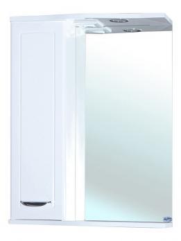 Зеркало-шкаф Классик 55 L белый