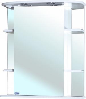 Зеркало-шкаф Bellezza Магнолия 65 R с подсветкой