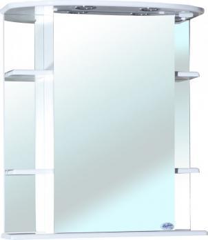 Зеркало-шкаф Bellezza Магнолия 65 L с подсветкой