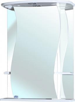 Зеркало-шкаф Bellezza Лиана 55 R с подсветкой