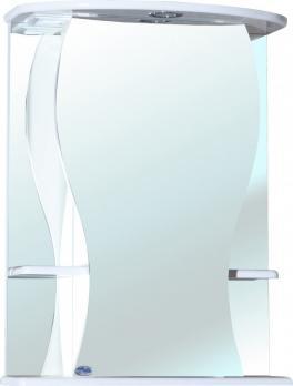 Зеркало-шкаф Bellezza Карина 55 R с подсветкой