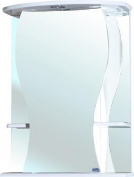 Зеркало-шкаф Bellezza Карина 55 L с подсветкой