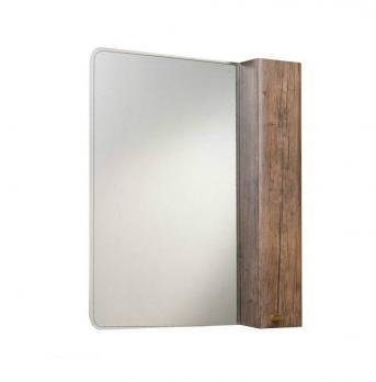 Зеркало-шкаф Bellezza Олимпия 60 R орех