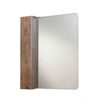 Зеркало-шкаф Bellezza Олимпия 60 L орех