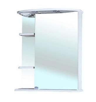 Зеркало-шкаф Bellezza Магнолия 60 R белый