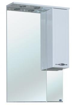Зеркало-шкаф Bellezza Стелла 65 R белый