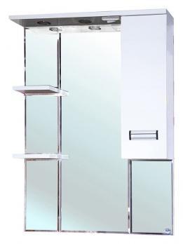 Зеркало-шкаф Bellezza Сиена 80 R белый