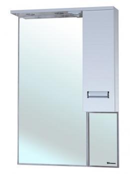 Зеркало-шкаф Bellezza Сиена 60 R белый