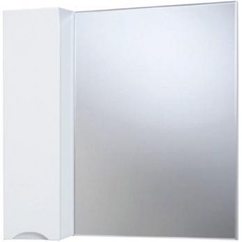 Зеркало-шкаф Bellezza Эвита 90 L белое