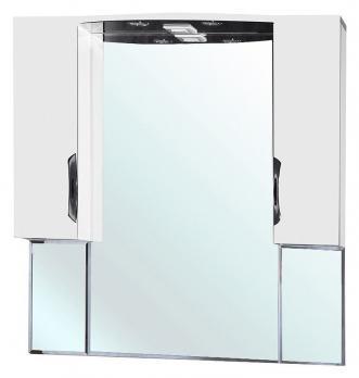 Зеркало-шкаф Bellezza Лагуна 105 белый