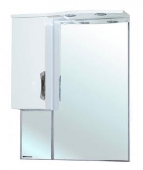 Зеркало-шкаф Bellezza Лагуна 65 L белый