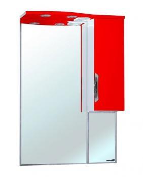 Зеркало-шкаф Bellezza Лагуна 65 R красная